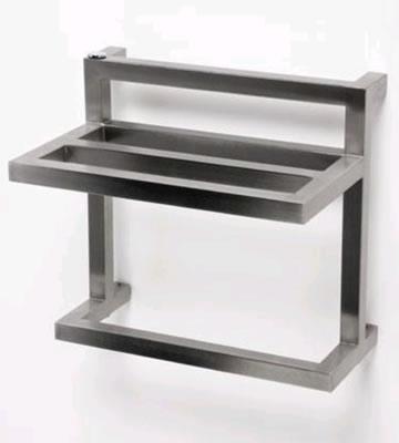 Aeon F-Bar Stainless Steel Towel Rail