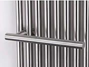 Aeon Imza Brushed Matt Stainless Steel Towel Bar 32mm x 360mm