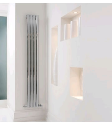 Aeon Sofi Polished Stainless Steel Radiators