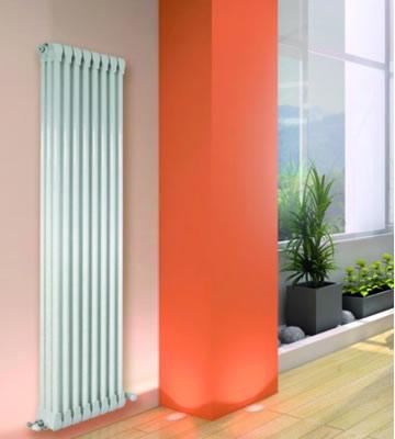 Apollo Monza Vertical 3 Column In Colours Radiators