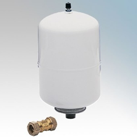 Zip Expansion Vessel and Check Valve