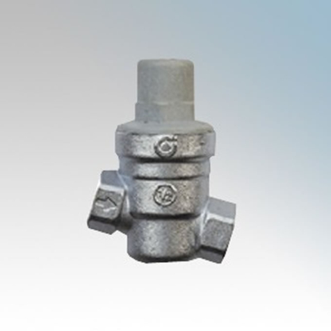Zip Combined Pressure Reducer and Line Strainer