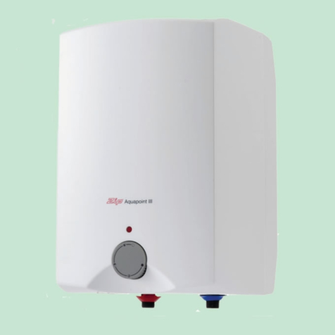 Zip Aquapoint III 15 Litre Overrsink Unvented Electric Water Heater