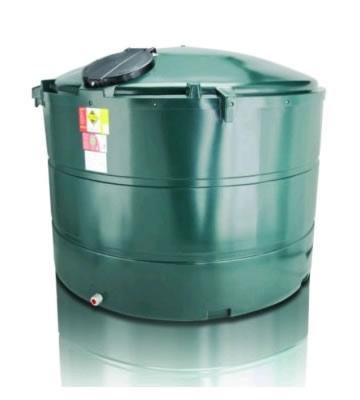 Atlas Tanks 3500BVA 3500Litre Vertical Bunded Oil Tank