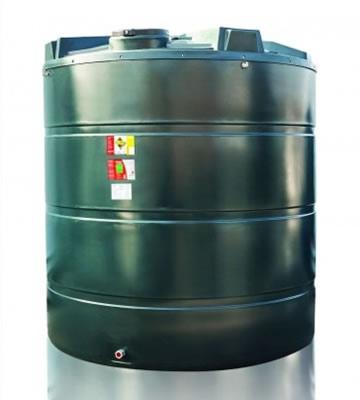 Atlas Tanks 9400BVA 5000Litre Vertical Bunded Oil Tank