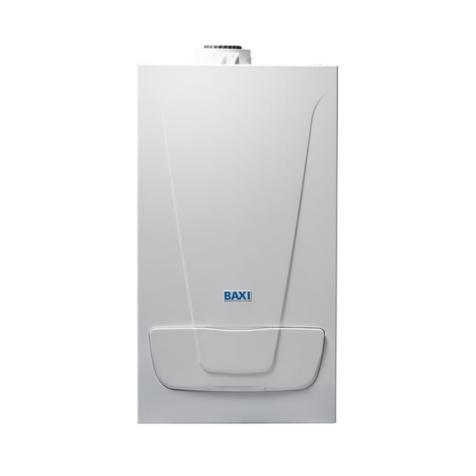 Baxi Ecoblue Plus Combi ERP Boiler