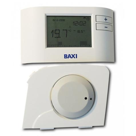 Baxi Wireless Digital RF Prog Thermostat