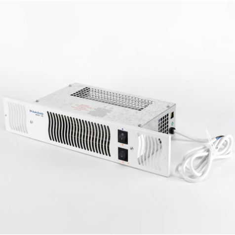 Inspired Electric Kitchen Plinth Heater 1.9kw with Grille