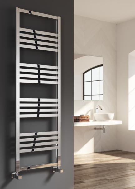 Reina Bolca Aluminium Towel Rails
