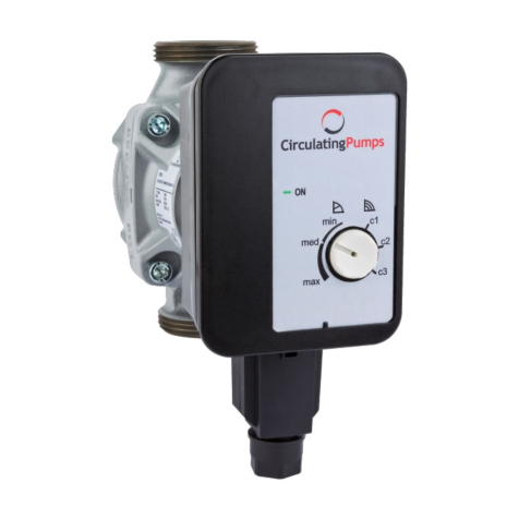 Circulating Pumps CP50 and CP60 Central Heating Pumps