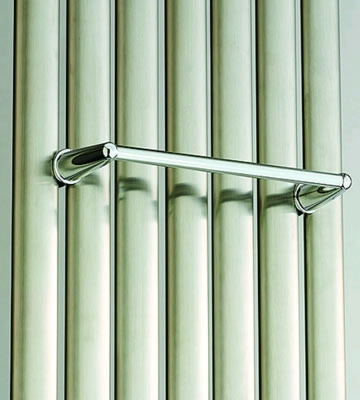 DQ Cove Chrome Towel Rail