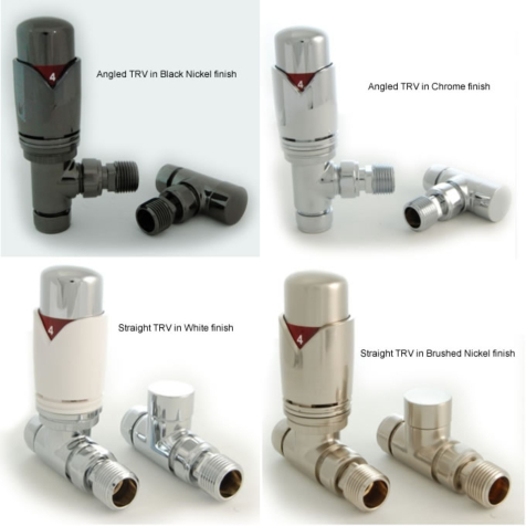 DQ Essential TRV Straight and Angled Sets
