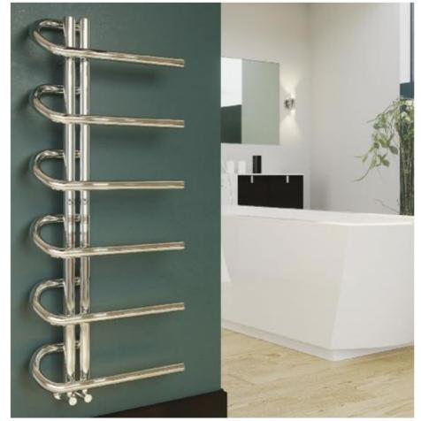DQ Jango Stainless Steel Towel Rails