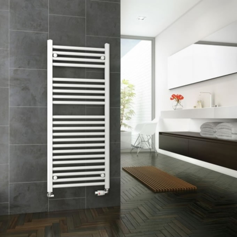 DQ Metro Towel Rails in RAL Colours and Special Finishes