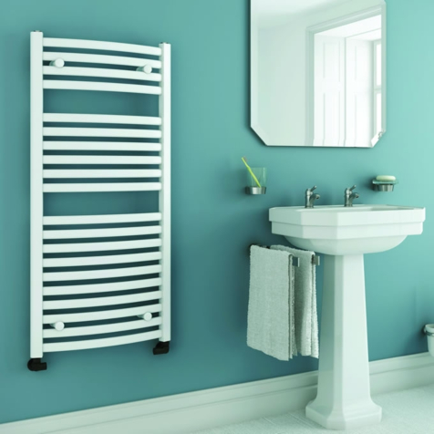 DQ Orion Towel Rails in RAL Colours and Special Finishes