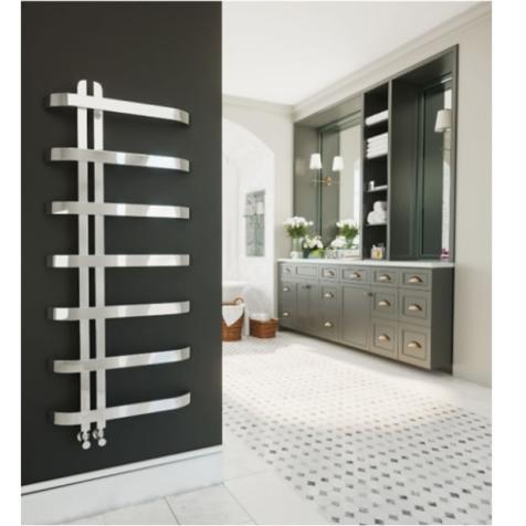 DQ Rebo Stainless Steel Towel Rails
