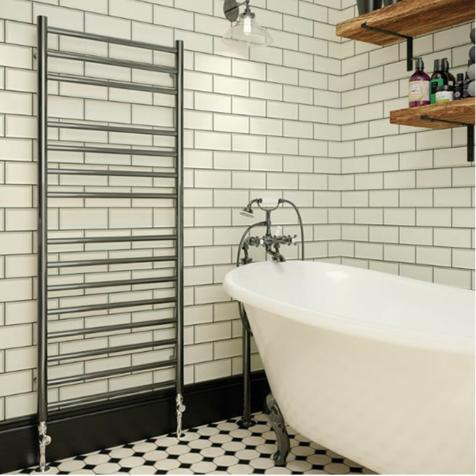 DQ Rosa Towel Rails