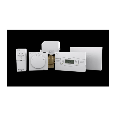 Drayton Biflo PBBE66 Heating Control Pack