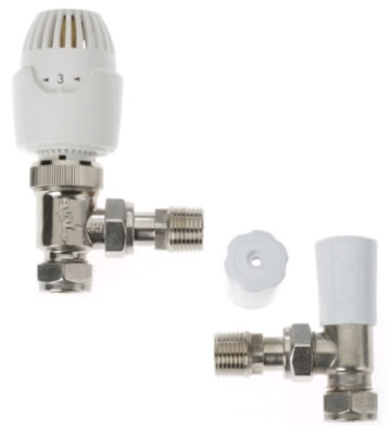 Drayton RT212 Lifestyle Thermostatic Radiator Valves