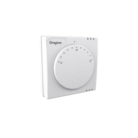 Drayton RTS1 Room Thermostat 240V
