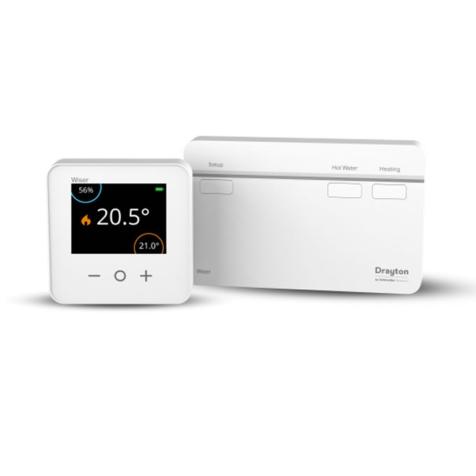 Drayton Wiser Thermostat Kit 2
