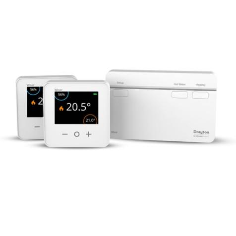 Drayton Wiser Thermostat Kit 3