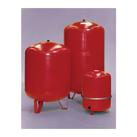 Central Heating Expansion Vessels