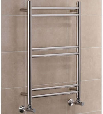 Finland Polished Stainless Steel Towel Rails