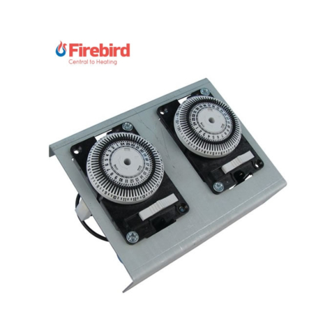 Firebird Combi Twin Channel Timer ACC000ETM