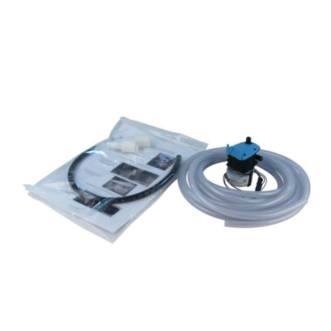 Firebird Condensate Pump Kit