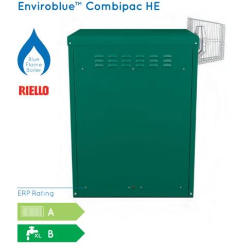 Firebird External Enviroblue Combipac HE Condensing Boiler