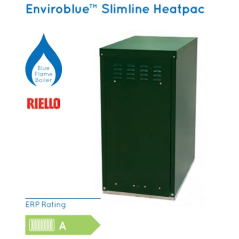 Firebird External Enviroblue Slimline Heatpac Condensing Boiler
