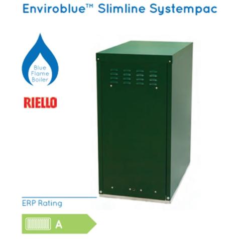 Firebird External Enviroblue Slimline Systempac Condensing Boiler