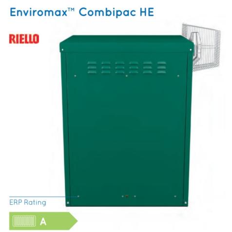 Firebird External Enviromax Combipac HE Condensing Boiler