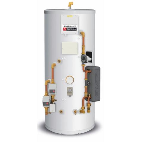 Gledhill Boilermate OV Pre Plumbed Mains Pressure Thermal Store Cylinders