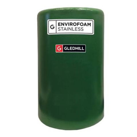Gledhill Envirofoam Stainless Direct Vented Cylinder