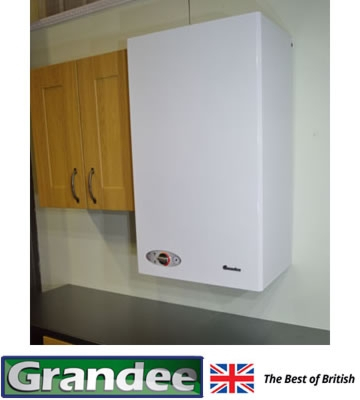 Grandee Flexible Tube (Boiler to Wall - Outlet)