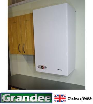 Grandee Standard Wall Mounted Oil Condensing Boiler