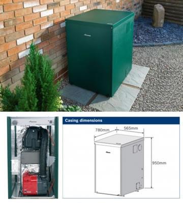 Worcester Danesmoor External ErP Boiler