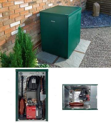 Worcester Greenstar Danesmoor ErP External System Boiler