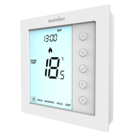 Heatmiser Edge Thermostat