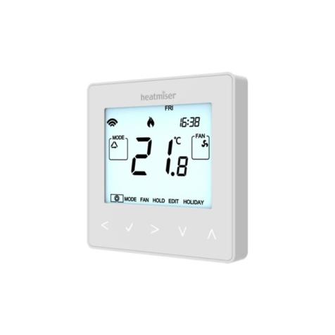 Heatmiser NeoStat-HC - Smart Fan Coil Thermostat