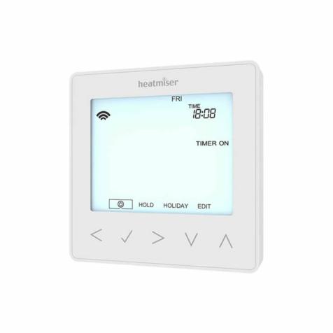 Heatmiser NeoStat-HW Hot Water Programmer