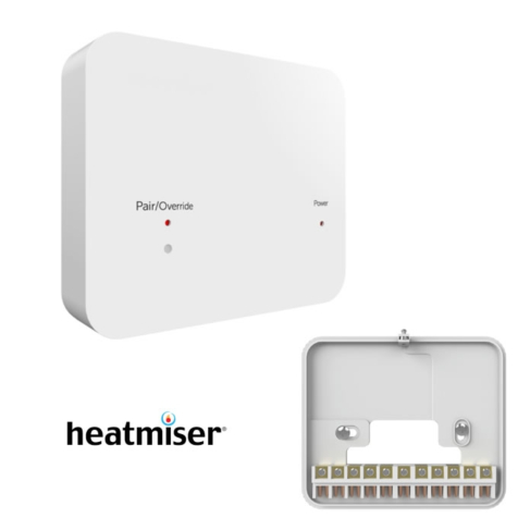 Heatmiser RF-Switch 16A - Electric Heating Receiver
