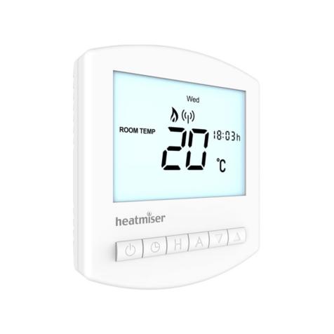 Heatmiser Slimline RF V2 Multi Mode Slimline Wireless Thermostat