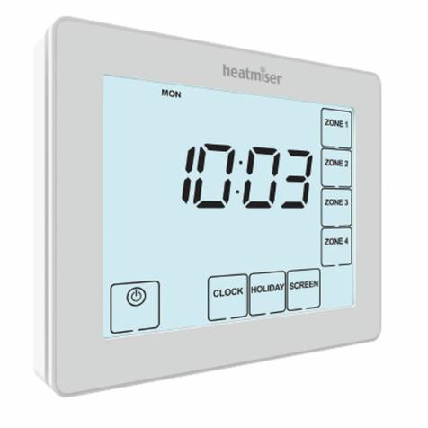Heatmiser TM4 v2 - 230v 4 Channel Time Clock