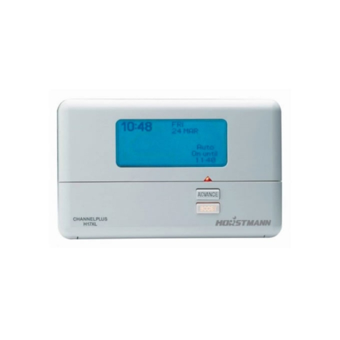 Horstmann ChannelPlus H11XL Time Switch