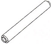 Ideal HE 950mm Flue Extension Pack D