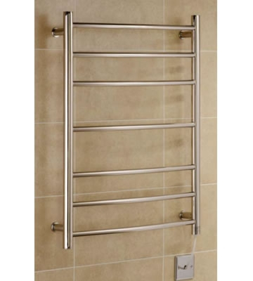 Kendal Curved ECO Dry Electric Towel Rail