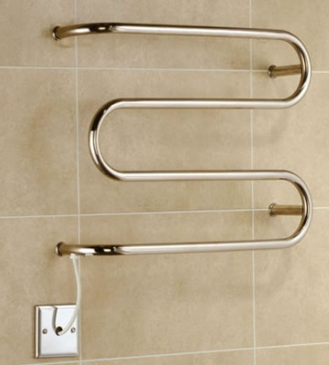 Whitby ECO Dry Electric Towel Rail